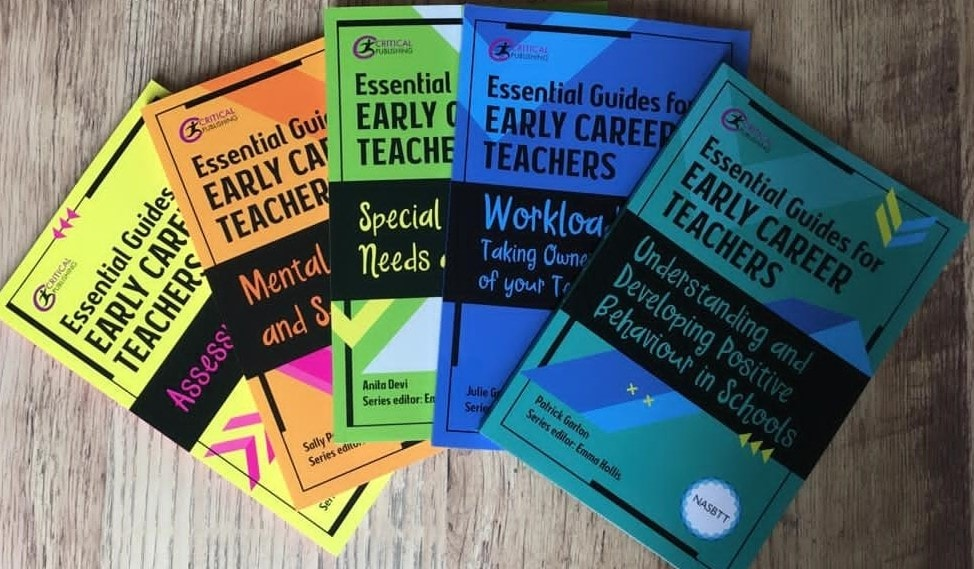 Essential Guides for Early Career Teachers Book Series